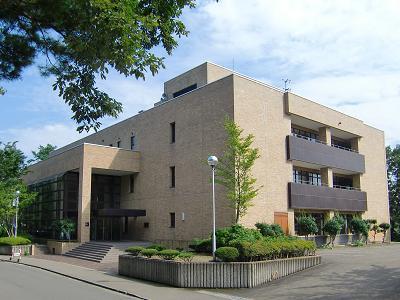 北青葉山分館 - Tohoku University Library
